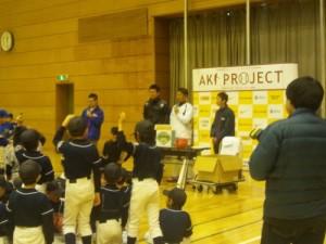 岩村&野口選手